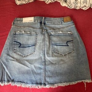 American Eagle Outfitters Skirts - AE DENIM SKIRT NWT SUPER STRETCH